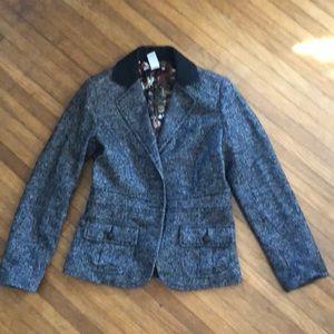 Cabi tweed fox hunt blazer/ jacket 🦊